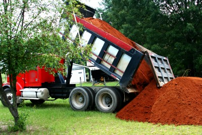Yards do it now service for Topsoil delivery